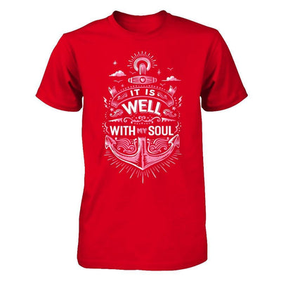It Is Well With My Soul T-Shirt & Hoodie | Teecentury.com