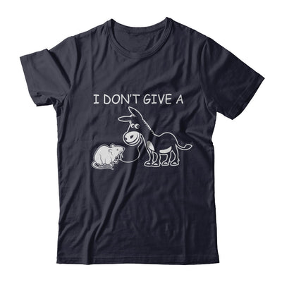 I Don't Give A Rats Funny T-Shirt & Hoodie | Teecentury.com