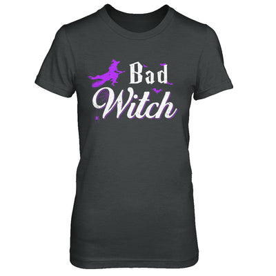 Bad Witch Halloween T-Shirt & Hoodie | Teecentury.com