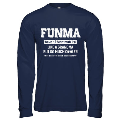 Funma Like A Grandma Only Cooler Mothers Day Gift T-Shirt & Hoodie | Teecentury.com