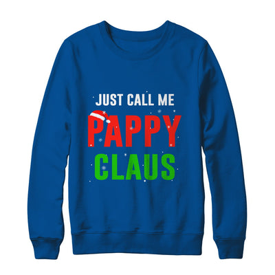 Santa Pappy Claus Matching Family Christmas Pajamas T-Shirt & Sweatshirt | Teecentury.com