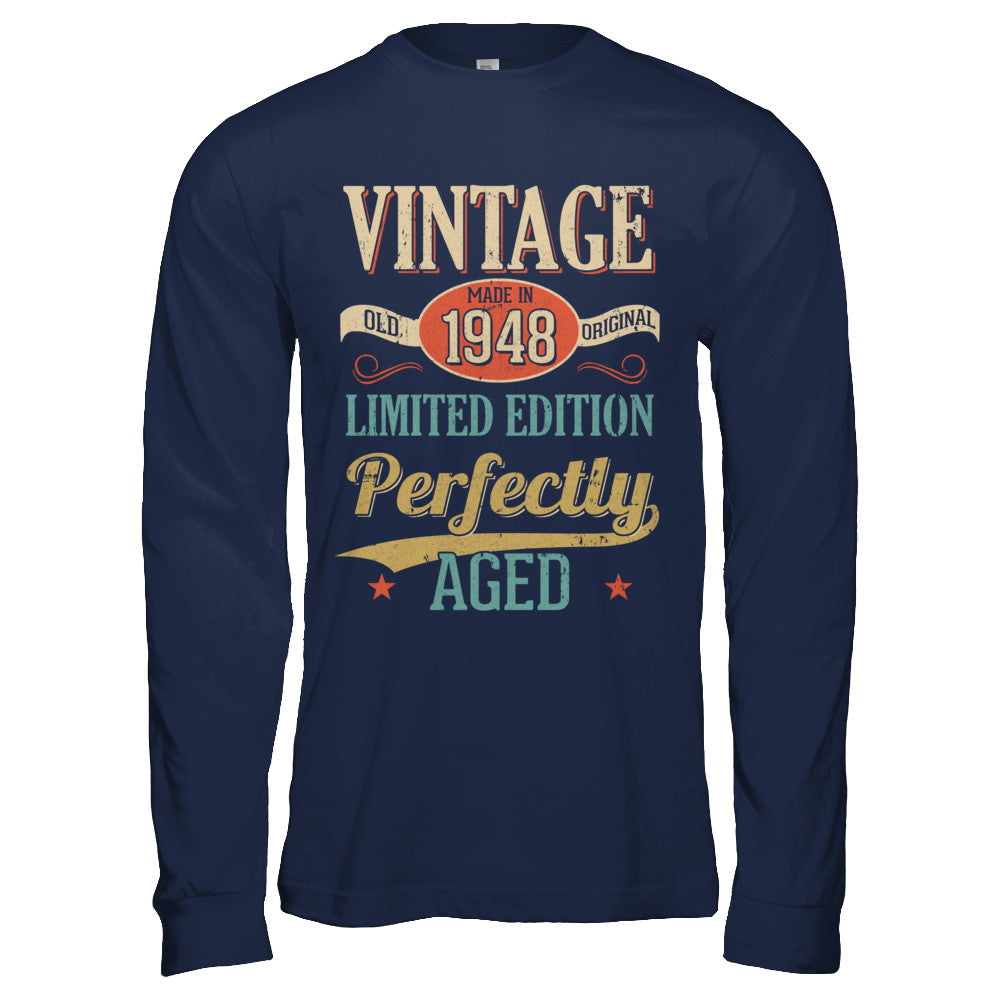 Vintage Premium Made In 1948 70Th Birthday Gift