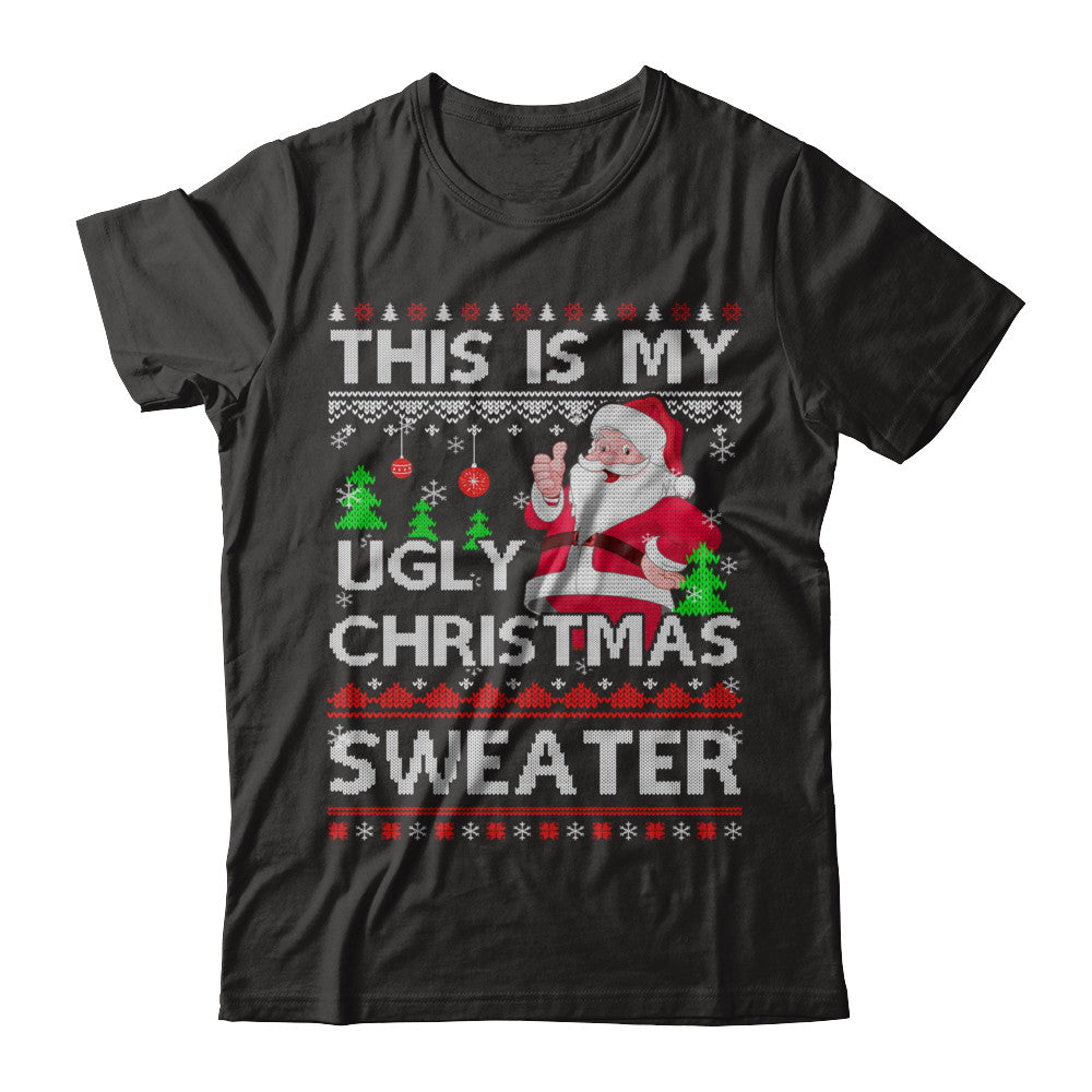 this is my ugly christmas sweater - My Ugly Christmas Sweater