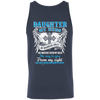 My Daughter My Hero My Guardian Angel She Watches Over My Back T-Shirt & Hoodie | Teecentury.com