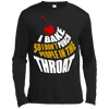 I Bake So I Dont Punch People In The Throat T-Shirt & Hoodie | Teecentury.com