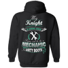 Turns out to be a MECHANIC In Dirty Boots T-Shirt & Hoodie | Teecentury.com