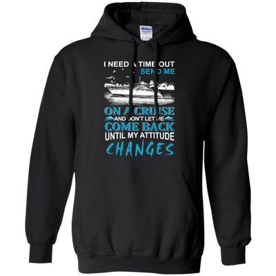 Send Me On A Cruise T-Shirt & Hoodie | Teecentury.com