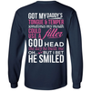 Got My Daddy's Tongue And Temper T-Shirt & Hoodie | Teecentury.com