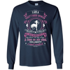 I Am A Sagittarius Woman I Was Born With T-Shirt & Hoodie | Teecentury.com
