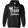 Not Today Satan T-Shirt & Hoodie | Teecentury.com
