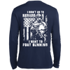 I Didn't Go To Harvard I Went To Fort Benning T-Shirt & Hoodie | Teecentury.com
