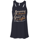 Surviving Motherhood On Grace And Coffee T-Shirt & Hoodie | Teecentury.com