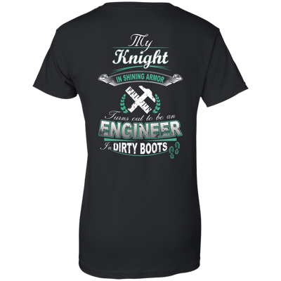 Turns out to be a Engineer In Dirty Boots T-Shirt & Hoodie | Teecentury.com