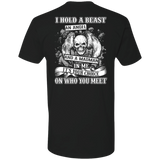 I Hold A Beast An Angel And A Madman In Me T-Shirt & Hoodie | Teecentury.com