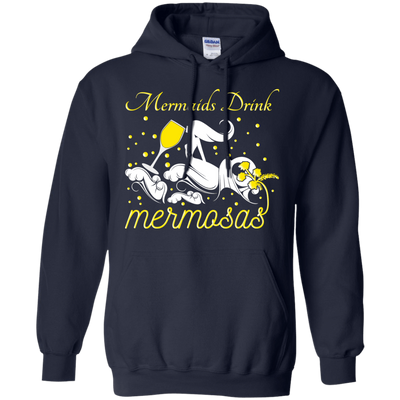 Mermaid drink mermosas T-Shirt & Hoodie | Teecentury.com