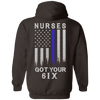 Nurse I Got Your 6 T-Shirt & Hoodie | Teecentury.com