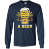 That's Cute Now Bring Your Uncle A Beer T-Shirt & Hoodie | Teecentury.com