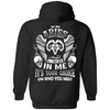 As An Aries I Hold A Beast An Angel A Madman In Me T-Shirt & Hoodie | Teecentury.com