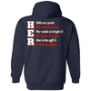 Her Bills Are Paid Her Soul Is Saved T-Shirt & Hoodie | Teecentury.com