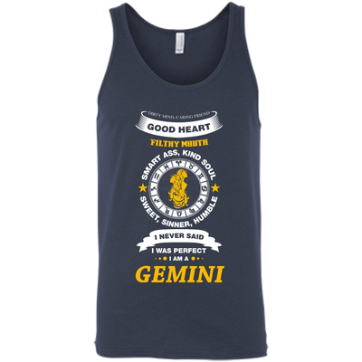 I Never Said I Was Perfect I Am A GEMINI T-Shirt & Hoodie | Teecentury.com