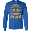 Never Underestimate An Old Man Who Was Born In May T-Shirt & Hoodie | Teecentury.com