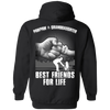 Pawpaw And Granddaughter Best Friends For Life T-Shirt & Hoodie | Teecentury.com