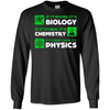 Biology Chemistry Physics Science Teacher T-Shirt & Hoodie | Teecentury.com