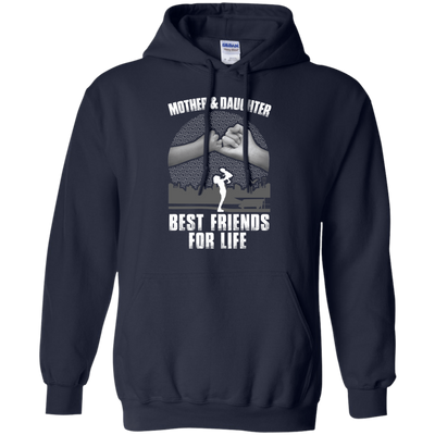 Mother and Daughter Best Friends For Life T-Shirt & Hoodie | Teecentury.com