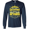 The Best Grandma Was Born In October T-Shirt & Hoodie | Teecentury.com
