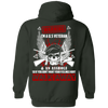 I'm A U.S Veteran And An A**hole T-Shirt & Hoodie | Teecentury.com