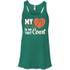 My Heart Is On That Court Basketball T-Shirt & Hoodie | Teecentury.com
