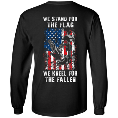 We Stand For The Flag T-Shirt & Hoodie | Teecentury.com