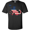 Meowica Cat American Flag 4th of July T-Shirt & Hoodie | Teecentury.com