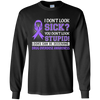 I Don't Look Sick Drug Overdose Awareness T-Shirt & Hoodie | Teecentury.com