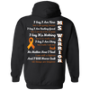Multiple Sclerosis Warrior T-Shirt & Hoodie | Teecentury.com