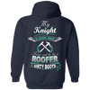 Turns out to be a ROOFER In Dirty Boots T-Shirt & Hoodie | Teecentury.com