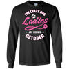 The Crazy Dog Ladies Are Born In October T-Shirt & Hoodie | Teecentury.com