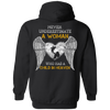 Never Undertimate A Woman Has Child In Heaven T-Shirt & Hoodie | Teecentury.com