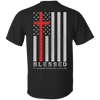 One Nation Under God Blessed T-Shirt & Hoodie | Teecentury.com