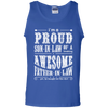 I'm A Proud Son In Law Of A Freaking Awesome Father In Law T-Shirt & Hoodie | Teecentury.com