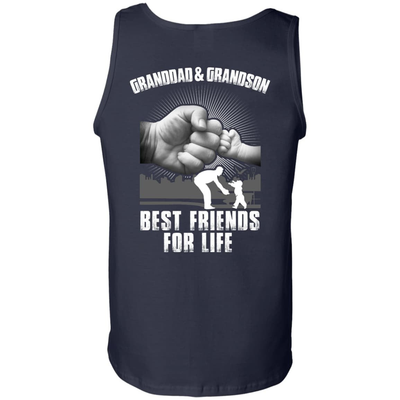 Granddad And Grandson Best Friends For Life T-Shirt & Hoodie | Teecentury.com