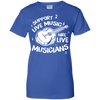 Support Live Music Hire Live Musicans T-Shirt & Hoodie | Teecentury.com