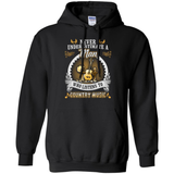A Man Listen To Country Music T-Shirt & Hoodie | Teecentury.com