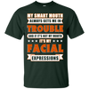 My Smart Mouth Always Gets Me Trouble T-Shirt & Hoodie | Teecentury.com