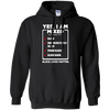 Yes, I Am Mixed Shirt, I'm mixed with Black T-Shirt & Hoodie | Teecentury.com