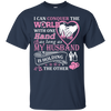 I Can Conquer The World With One Hand T-Shirt & Hoodie | Teecentury.com