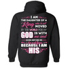 I Am The Daughter Of A King T-Shirt & Hoodie | Teecentury.com
