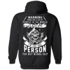I'm The One Person You May Wanna Skip T-Shirt & Hoodie | Teecentury.com