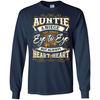 Auntie And Niece Not Always Eye To Eye T-Shirt & Hoodie | Teecentury.com