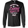 The Crazy Dog Ladies Are Born In May T-Shirt & Hoodie | Teecentury.com